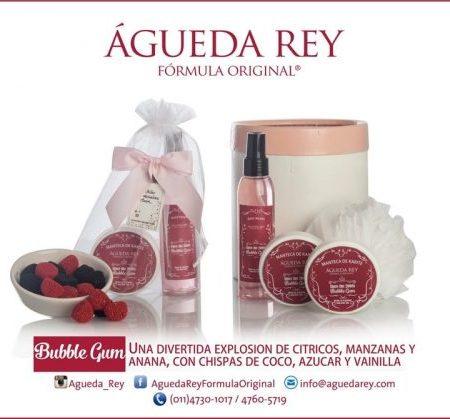 Agueda Rey cosmetica Coleccion Candy