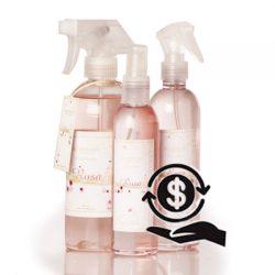 Aromatizador Agueda Rey cosmetica perfume Rosa