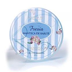 Manteca de Karite Agueda Rey cosmetica Fresia