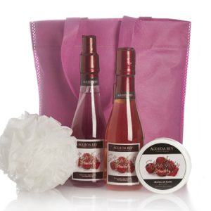 Agueda Rey cosmetica Kits y Set para regalar Strawberry