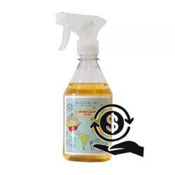 Aromatizador Always Agueda Rey cosmetica perfume New York Canela Naranja