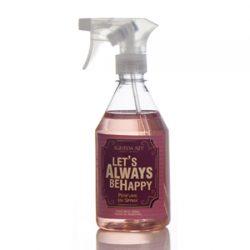 Aromatizador Always Agueda Rey cosmetica perfume Happy