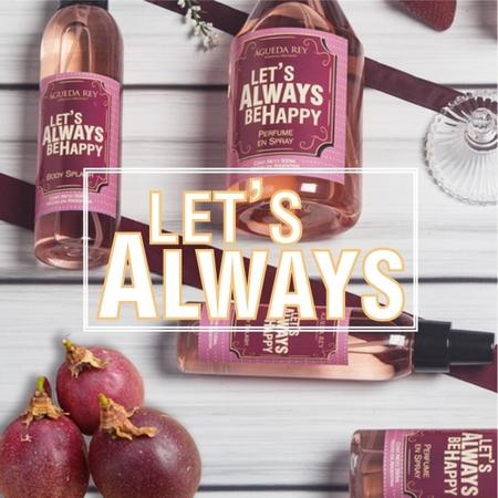 Agueda Rey cosmetica Coleccion Always Happy Maracuya vainilla