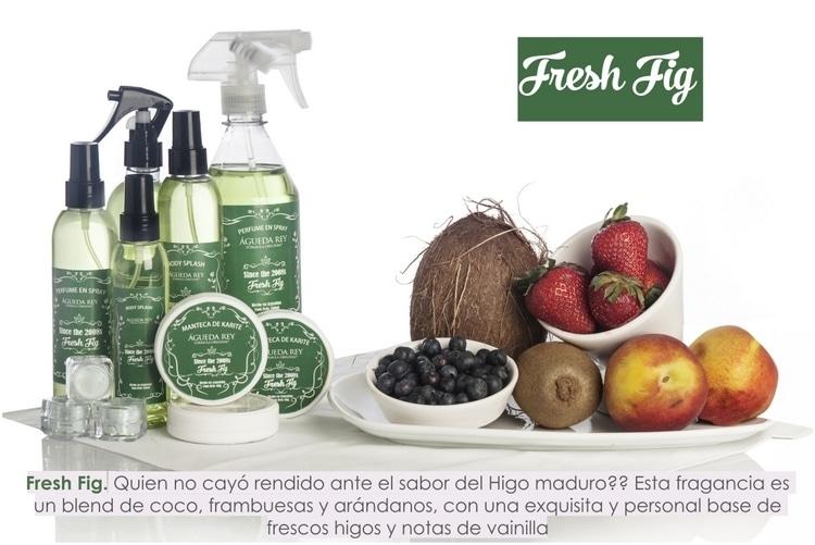 Agueda Rey Coleccion Fresh Fig Higo Fresco